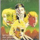 Rock Fantasy 5 Monstrosities of Rock - Metallica Def Leppard Ozzy Osbourne Alice Cooper Jon Bon Jovi