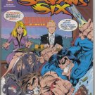 Satan's Six 3 Topps Comics June 1993 Another Jack Kirby amazing inspiration