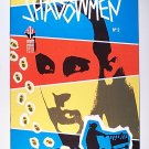 The Shadowmen 2 September 1990 Killing Time Suggested - For Mature Readers - Trident Comics