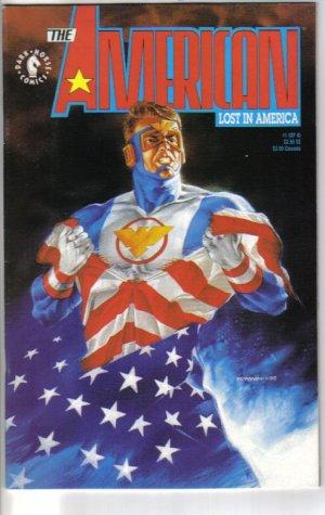 The American: Lost in America 1 July 1992 Dark Horse Comics