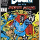 What If...? #52 (v. 2)  August 1993 Dr. Doom Became Sorcerer Supreme? Marvel Comics