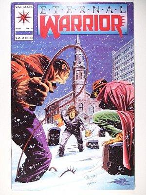 Eternal Warrior 9 April 1993 Valiant Comics - When Hell Froze Over