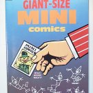 Giant-Size Mini Comics 1 August 1986 Eclipse Comics
