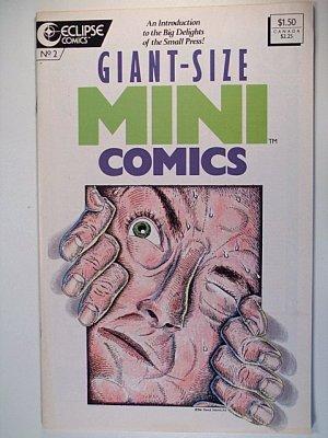 Giant-Size Mini Comics 2 October 1986 Eclipse Comics