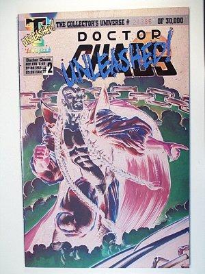 Doctor Chaos 2 November 1993 Triumphant Comics UNLEASHED!