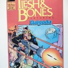 Flesh & Bones 4 (of 4) Fantagraphics Books / Upshot Graphics 1986 Dalgoda, Alan Moore