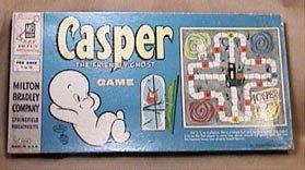 CASPER THE FRIENDLY GHOST GAME 1959 MILTON BRADLEY