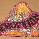 ERUPTION BAND PATCH 1970s SOUL R & B DISCO NEW UNUSED