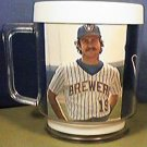 MILWAUKEE BREWERS ROBIN YOUNT MAXWELL HOUSE MUG 1980s