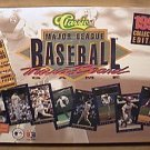 1992 MLB CLASSIC BASEBALL CARD TRIVIA GAME MIB SEALED