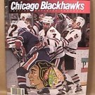 1991 1992 CHICAGO BLACKHAWKS YEARBOOK CHRIS CHELIOS ROENICK ED BELFOUR NHL