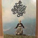 THE SOUND OF MUSIC MOVIE PROGRAM 1965 JULIE ANDREWS CHRISTOPHER PLUMMER PREMIERE