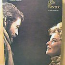 THE LION IN WINTER MOVIE PROGRAM 1968 KATHRYN HEPBURN PETER O'TOOLE PREMIERE