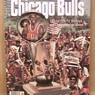 CHICAGO BULLS YEARBOOK NBA 1991 1992 CHAMPIONS BASKETBALL NEW UNUSED JORDAN