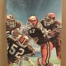 1983 CLEVELAND BROWNS FOOTBALL MEDIA GUIDE COWHER PRUITT SIPE MANNING