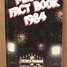 1984 CHICAGO WHITE SOX BASEBALL MEDIA GUIDE FISK BAINES