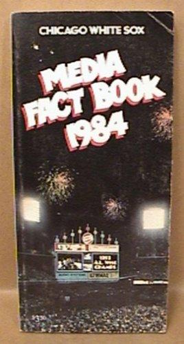1984 CHICAGO WHITE SOX BASEBALL MEDIA GUIDE FISK BAINES