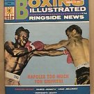 BOXING ILLUSTRATED RINGSIDE NEWS MAGAZINE JANUARY 1970 NAPOLES GRIFFITH