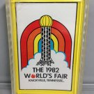 1982 WORLDS FAIR KNOXVILLE TENNESSEE POKER CARD DECK NEW SEALED UNOPENED