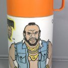 MR T VINYL THERMOS 1983 CARTOON ALADDIN