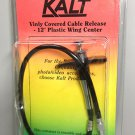 "KALT 12"" VINYL COVERED CABLE RELEASE PLASTIC RING CENTER NEW SEALED PACKAGE"