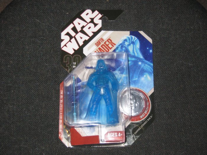 Star wars 30 Annyversary Darth Vader Holographic