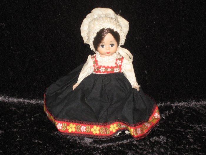 Vintage doll, unique