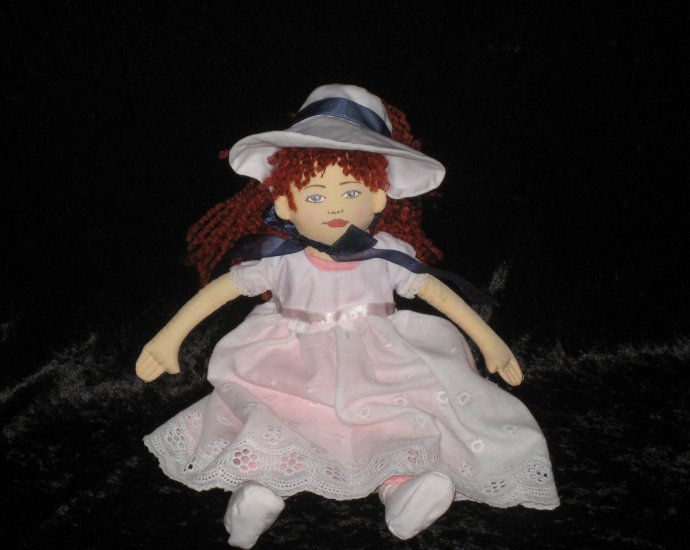 VIRGINIA rag doll