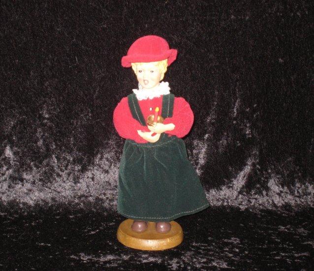 Older wooden doll