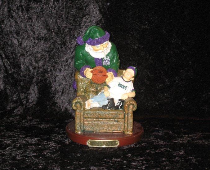 """ Santa's gift Milwaukee Bucks "" limited edition , official licensed NBA"