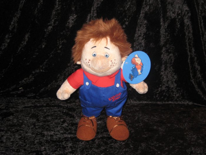 "European Swedish Doll, ""Karlsson Pataket"" 12"""