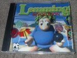 Lemmings PC CD ROM Game for Windows