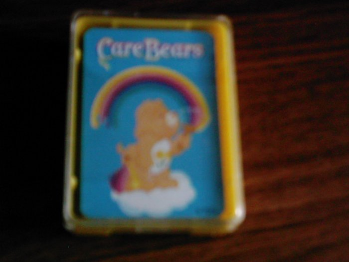 Care Bears Mini Collectible Playing Cards NEW