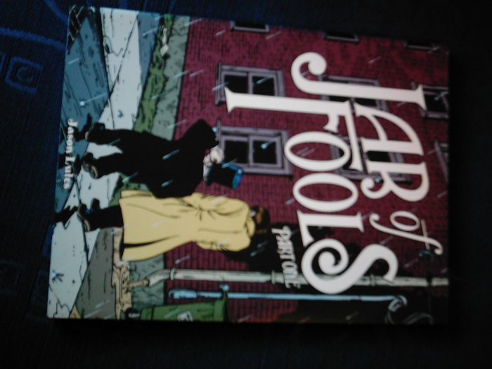 Jar of Fools Comic Novel Book Jason Lutes