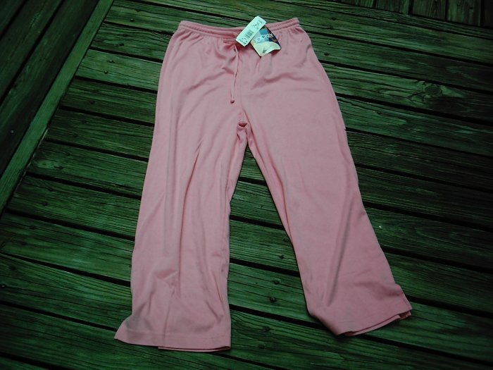 NEW Jockey Pink Pajama Pants Size Small S- not available
