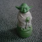 Star Wars Yoda Bubble Bath Figure container Omni FULL!