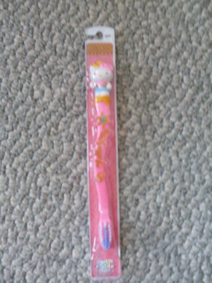 NEW Hello Kitty Kids Toothbrush Sanrio Zooth Brush