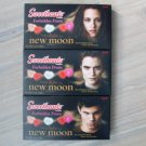 Twilight New Moon Sweethearts Box Candy Hearts Lot of 3