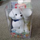 NEW Color Me Beanie baby Birthday Kit Ty Dog w/Markers NIB
