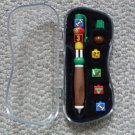 LEGO pen writing system football in case