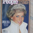People Weekly Tribute Diana Collectors Issue Fall 1997
