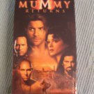 NEW The Mummy Returns Movie VHS
