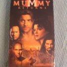 NEW The Mummy Returns Movie VHS
