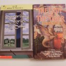 2 Classic Short Story Books Collections Saki & Stockton