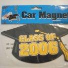 NEW Class of 2006 Graduation Cap magnet