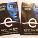 Earth Day 2010 Avatar Tree Seeds 2 packets Collectibles