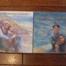 Lot 2 Maria Shriver HC children's books Timmy Grandpa
