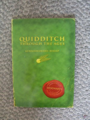 Harry Potter Book Quidditch Through the Ages