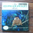 Vintage My Origami Birds 1964 Book Japan