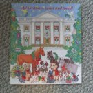 White House Collectibles Christmas book 2002